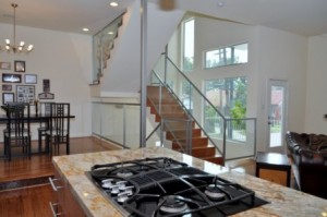 Houston Contemporary Townhome. 309 Quitman St
