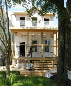 Houston Heights New Construction by HDT Builders