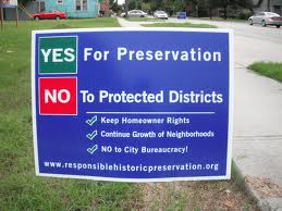 Houston Historic Preservation Ordinance Update