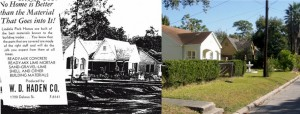 Lindale Park Homes - Then and Now
