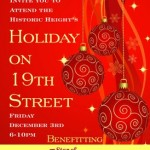 Holiday on 19th, in Houston Heights