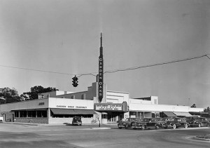 Old Garden Oaks Theatre