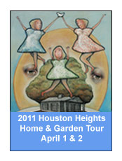 Houston Heights Home Tour 2011