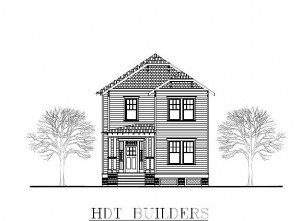 New Construction in the Heights -1247 Waverly St