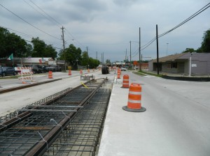 Lindale Park Light Rail