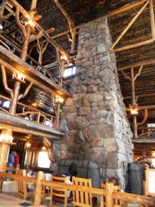 Arts & Crafts Style - Old Faithful Inn