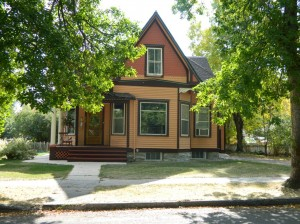 Victorian Home in Bozeman