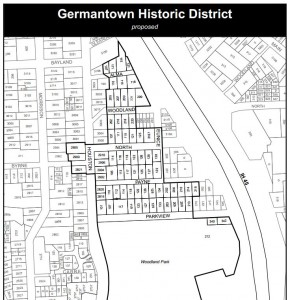 Germantown Historic District-Proposed