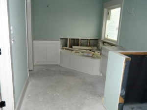 Heights Renovation Master Bath