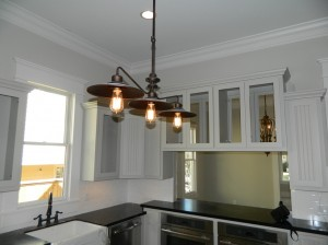 Heights Victorian-Kitchen Light