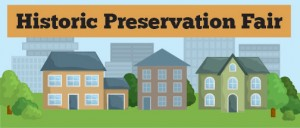 Houston Historic Preservation Fair Logo