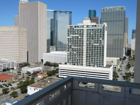 Downtown hi rise condo for sale rich martin homes rich for 18th floor balcony