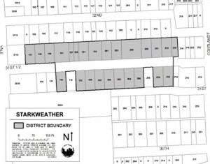 Starkweather Map-Independence Heights