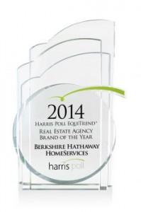 Berkshire Hathaway HomeServices Award
