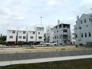 InTown Homes Heights Market Conditions