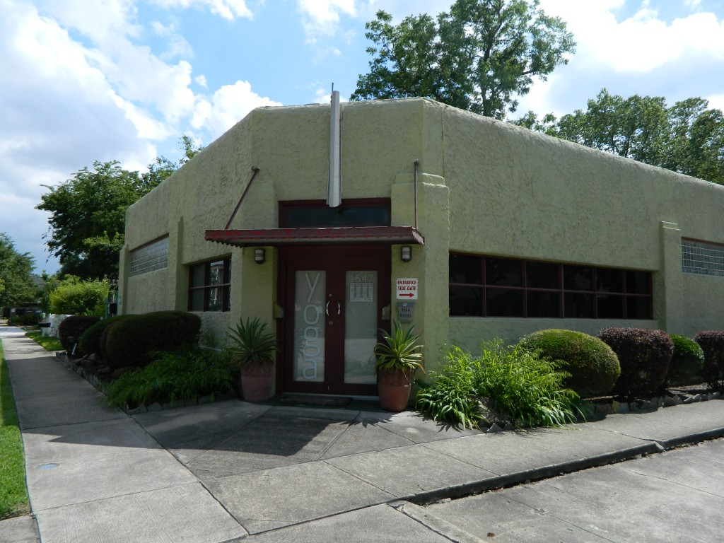 Old Houston Heights Storefront