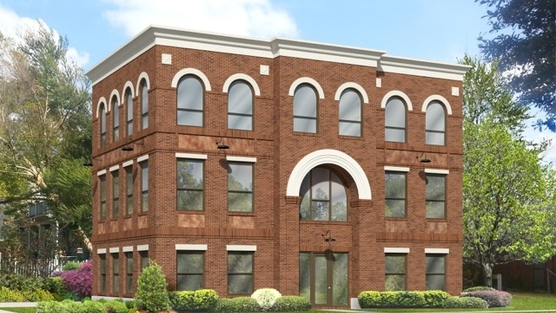 128 W 17th Proposed Houston Heights
