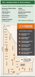 Norhill Bungalow Tour 2014. Oct 18th