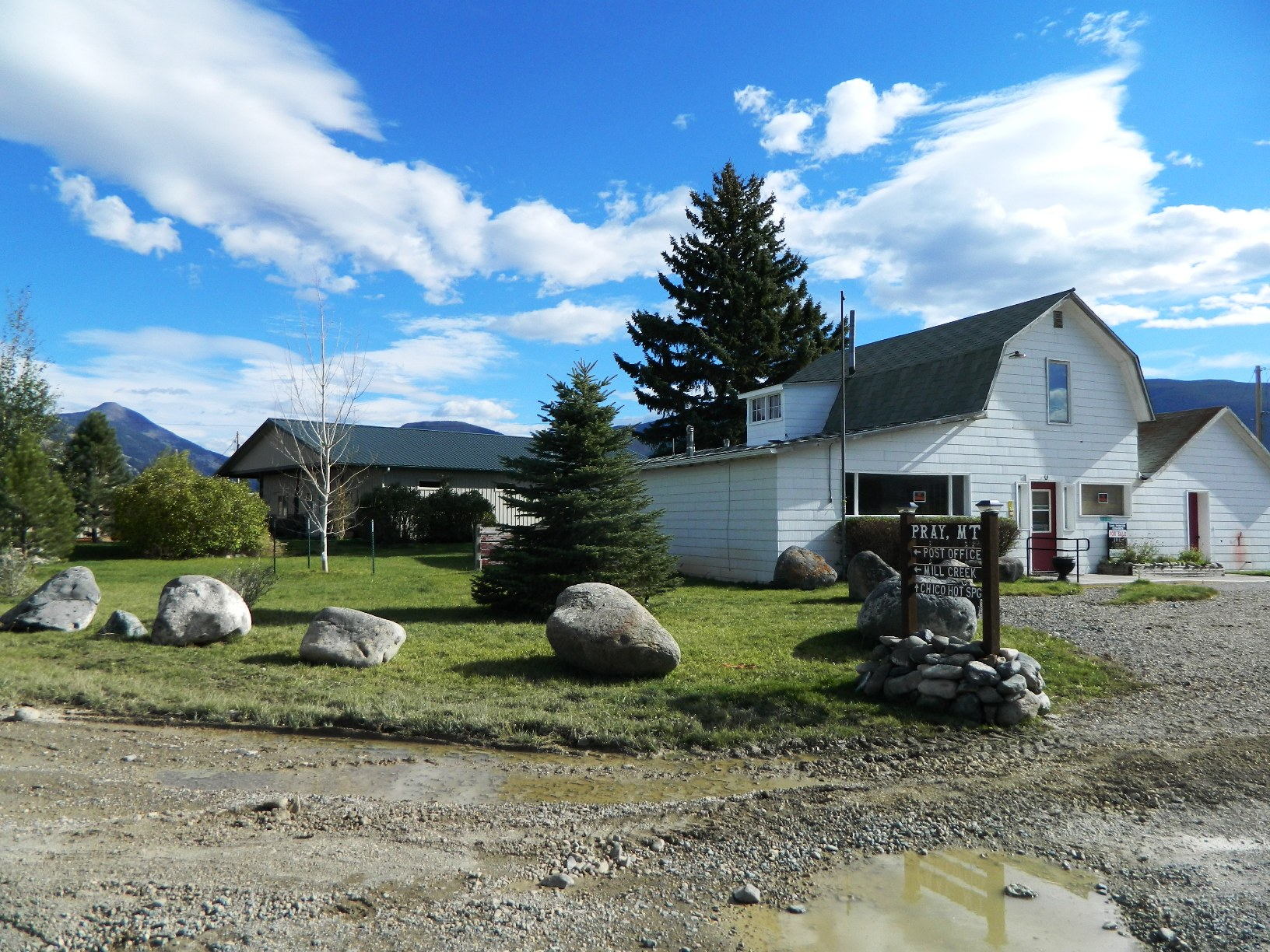 Entire Town For Sale Pray Montana Rich Martin Homes