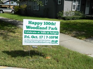 Woodland Park 100th Anniversary
