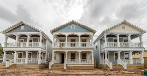 New Brooke Smith Homes by Bungalow Concepts
