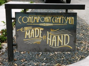 Contemporary Craftsmen