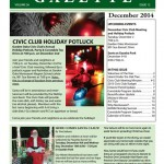 December Garden Oaks Gazette
