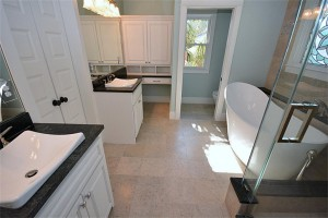 You will love the master bath