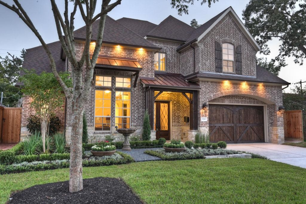 Oak Forest New Home Example