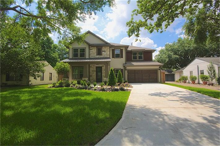 Oak Forest new home