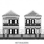 HDT Builders' New Homes on W 24th