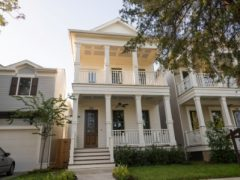 New Houston Heights Homes with Quarters