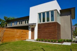 Lindale Park, Houston, new home on Fairbanks