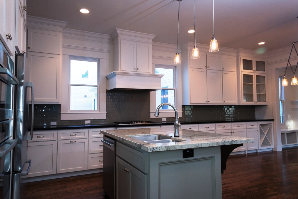 4 Houston Heights New Homes 4 Stunning Kitchens Rich