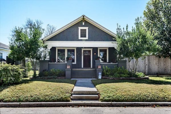 Sunset Heights remodeled bungalow
