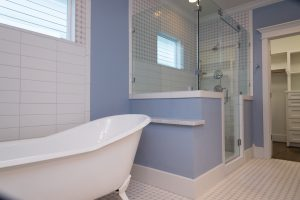 master bath of HDT home