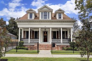 New luxury home in Sunset Heights