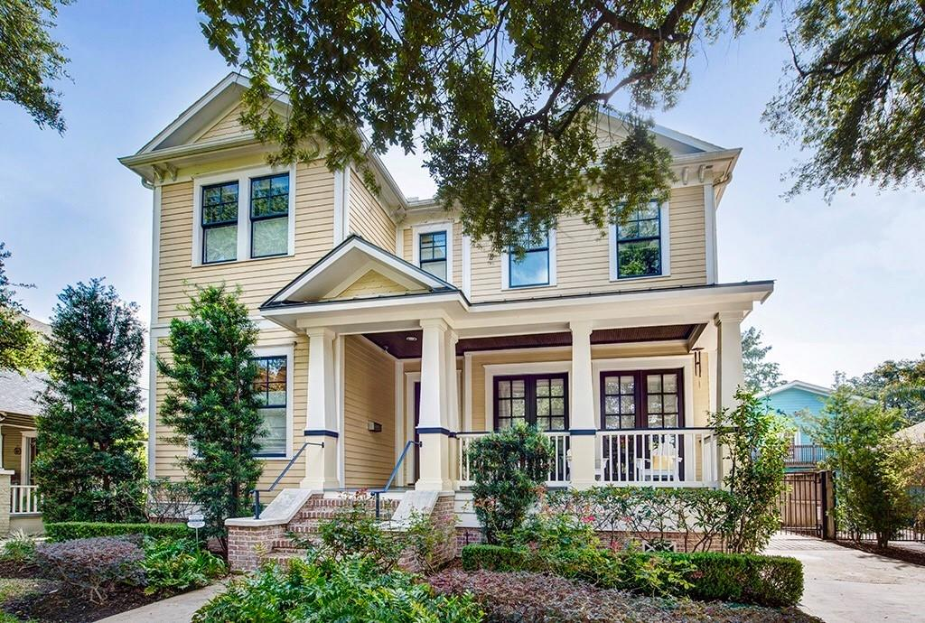 Big, newer Woodland Heights home