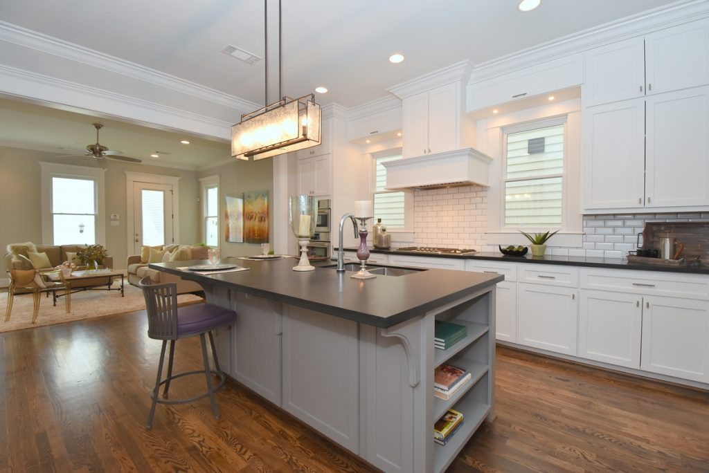 Kitchen of HDT Home in Houston Heights