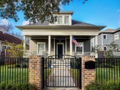 Houston Heights Spring Home Tour