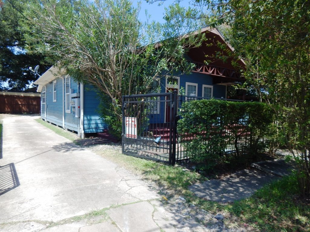 Rental property near downtown