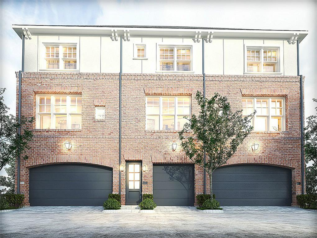 Townhouse by Intown Homes