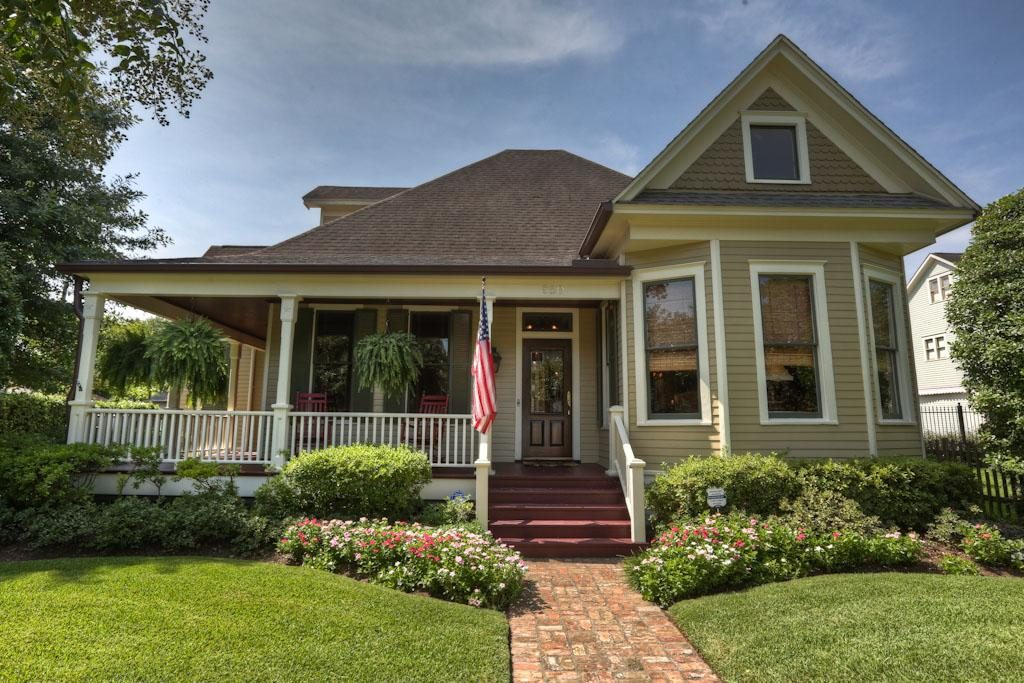Houston heights homes for sale archives rich martin for Craftsman home builders houston