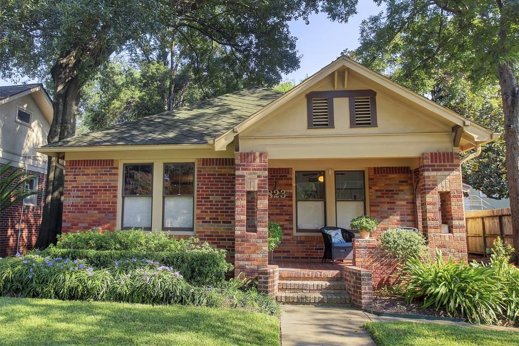 Woodland Heights home style-Craftsman bungalow