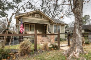 Remodeled Brooke Smith bungalow