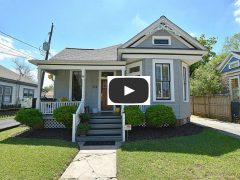 Video of Houston Heights Historic District Home