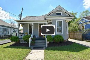 Video of Heights historic district home