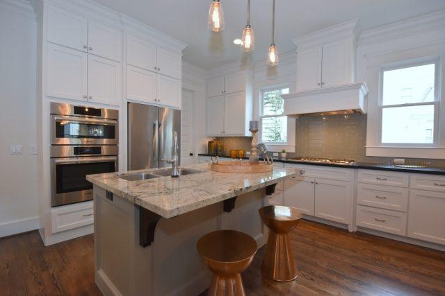 Heights luxury kitchen