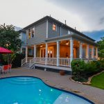 Heights Home with Pool: 440 W 27th St