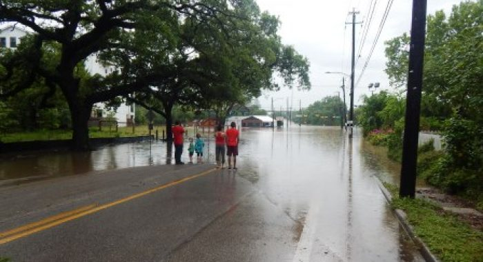 Houston Ave